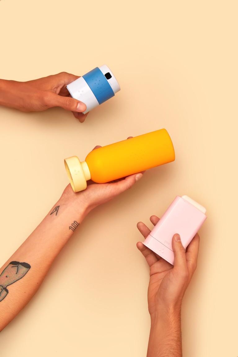 Les produits d'hygiène réutilisables