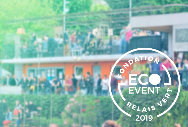 Label Eco Event, Fondation Relais Vert