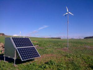 Panneaux solaires, ERM