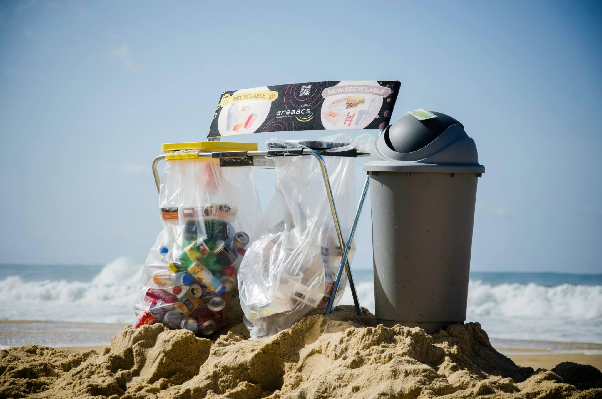 Aremacs - valorisation des déchets
